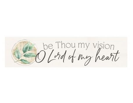 Be Thou My Vision | Little Sign