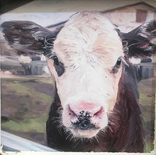 Load image into Gallery viewer, Farm Artwork - 12x12
