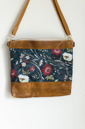 Burst into Bloom - Desert Floral Crossbody