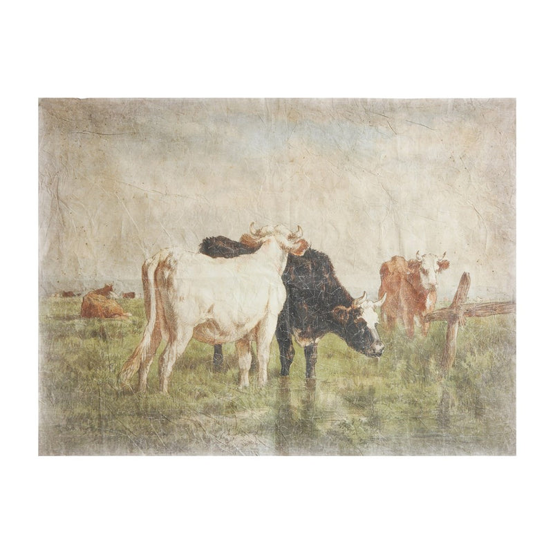 Decorator Paper w/ Vintage Cows