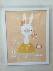 Framed Nursery Prints