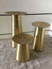 Gold Candle Stands
