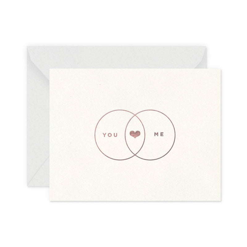 You & Me | Greeting Card