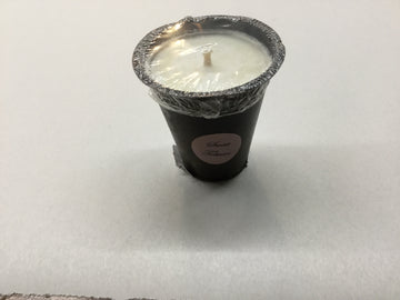 Candle in a Sugar Mold