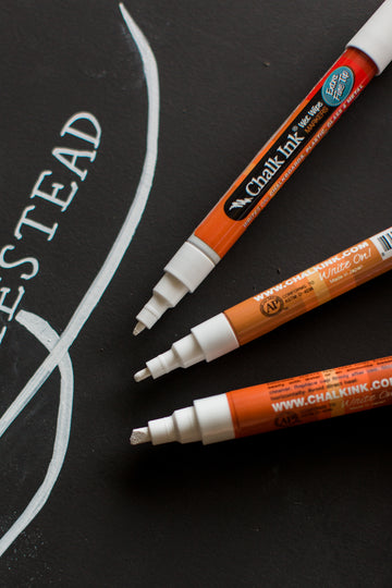 ChalkInk Marker - White