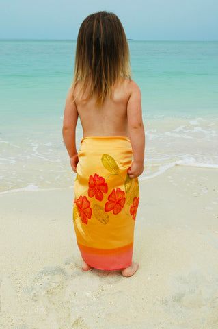 Kids Sarong - Original - Hula Sea Watch