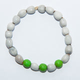Blessing Bead Bracelet - Beads Green Triple