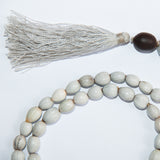 Blessing Bead Necklace - Tassel One