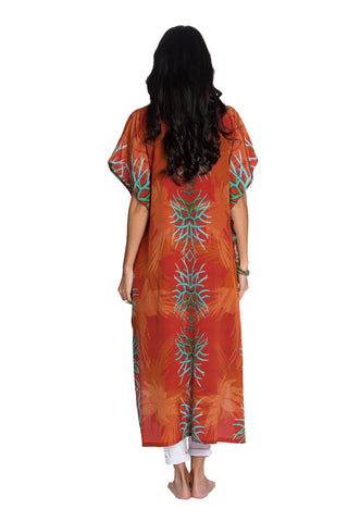 Sarong — Spearfish Calypso Orange