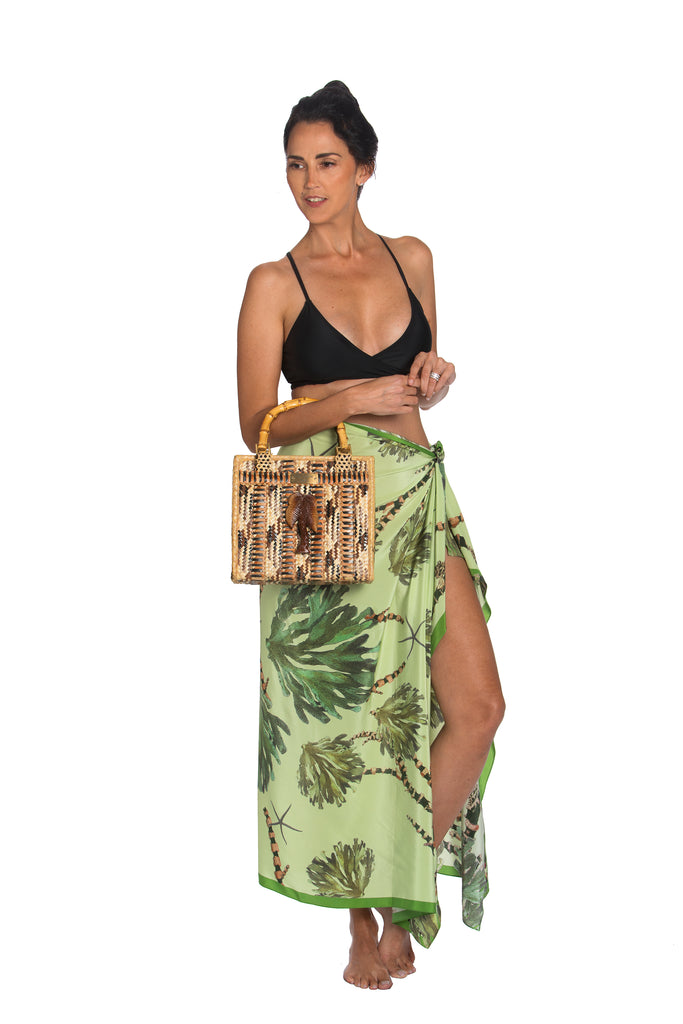 Sarong from Indigo Palm