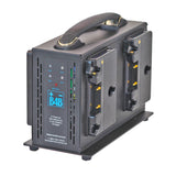 Gold Mount Battery Charger - 4 Channel