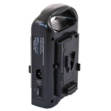 High Output 155Wh V-Mount 2 Battery Package