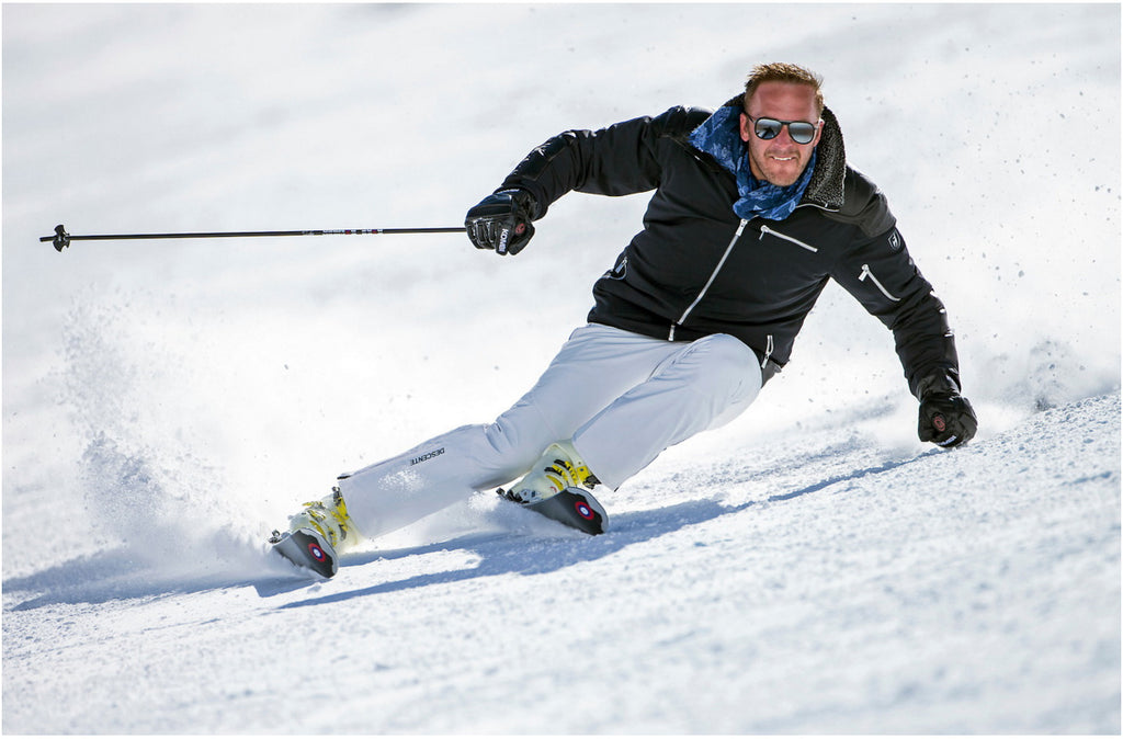 Bode Miller on Bomber Skis - Portillo Chille