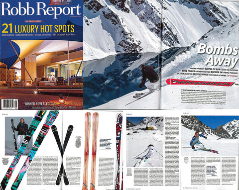 Robb Report Print Feature