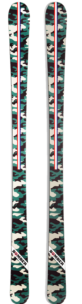 All Mountain Camo Ski