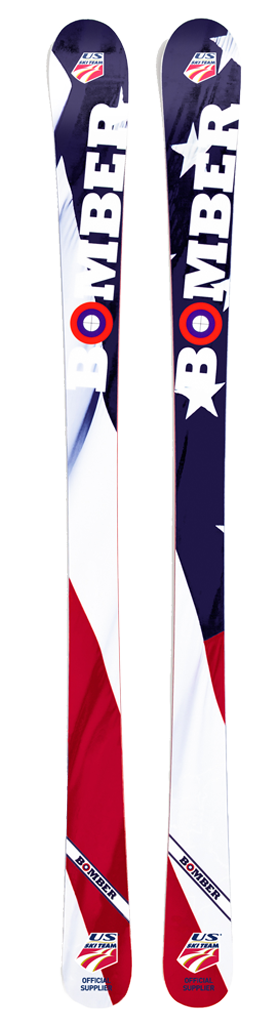 All Mountain Stars and Stripes Ski