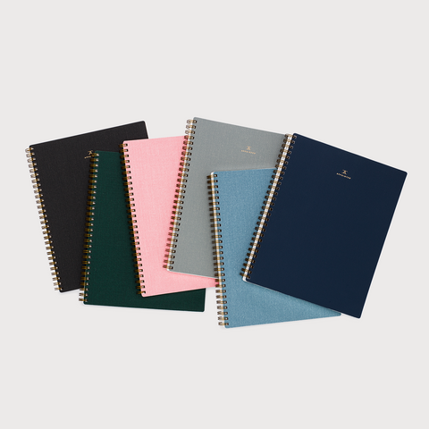 Appointed Notebook Stationery Quill London
