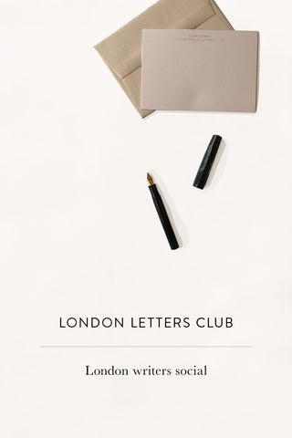 Whether Youre Already A Letter Writing Lover Or Like The Idea Of It But Can Never Seem To Find Time Come And Join Us
