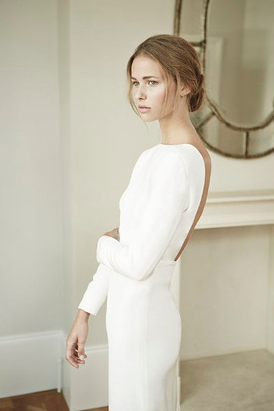 Wedding Inspiration: City - Dress by Charlotte Simpson