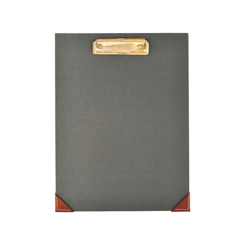 Clipboard Monograph Stationery Quill London