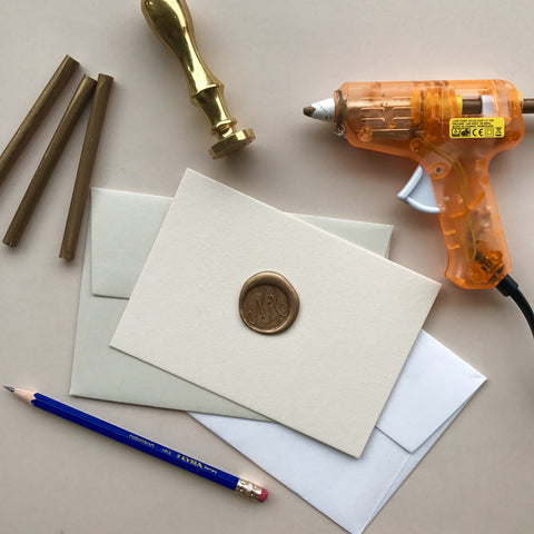 Beginner's Guide to Wax Seals: How To Use A Wax Seal Stamp