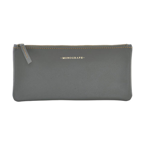 Pencil Case Monograph Stationery Quill London