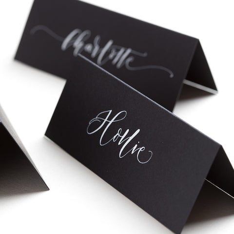 Modern Calligraphy Services | Wedding Collection | Invitations by Quill London