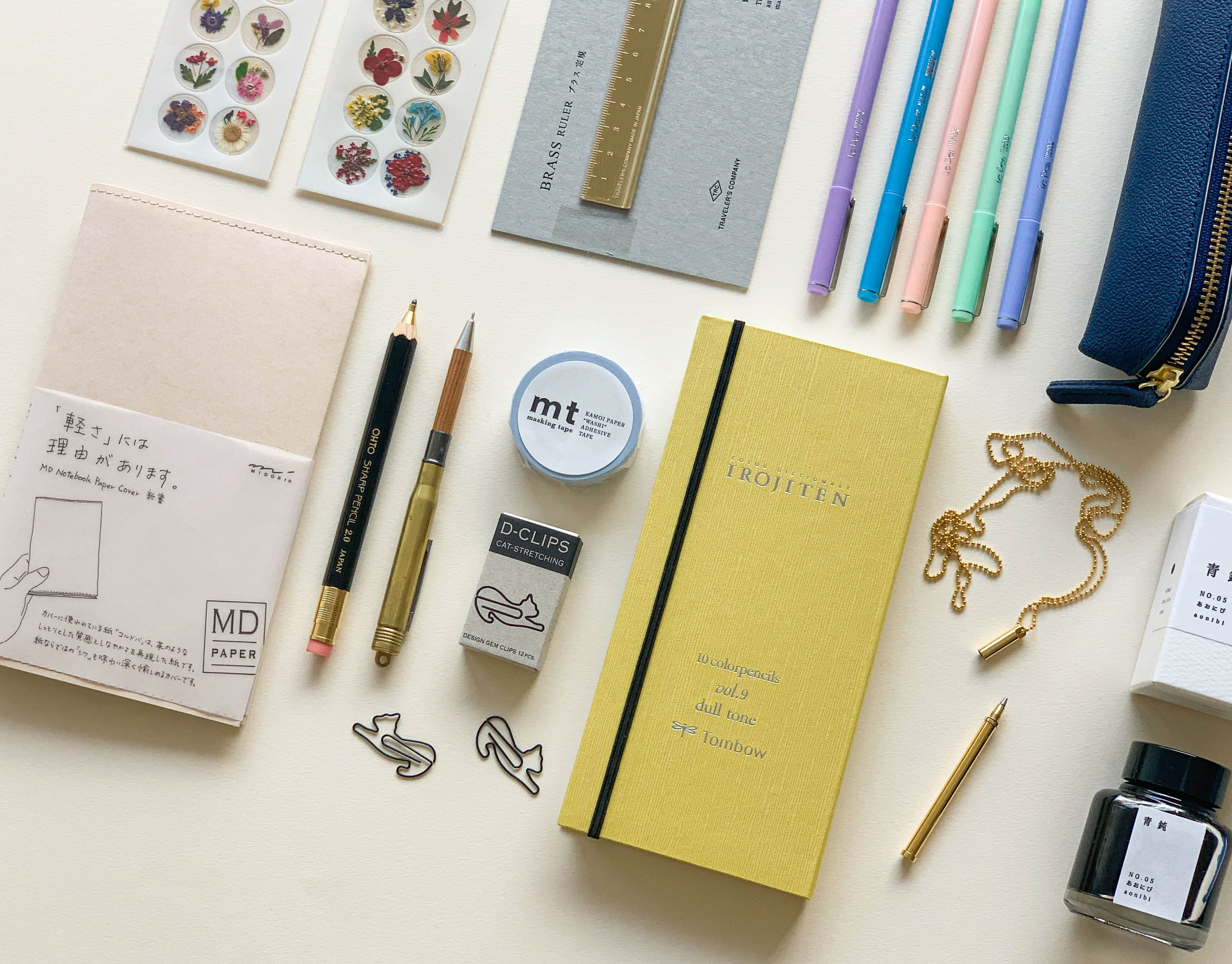 Our Japan Edit | Stationery and Gift Ideas from Japan | Stationery and Calligraphy | Quill London