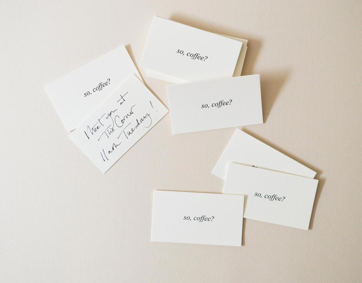 Handwritten Correspondence | The Art of Letter Writing | Correspondence Stationery & Notecards | Quill London