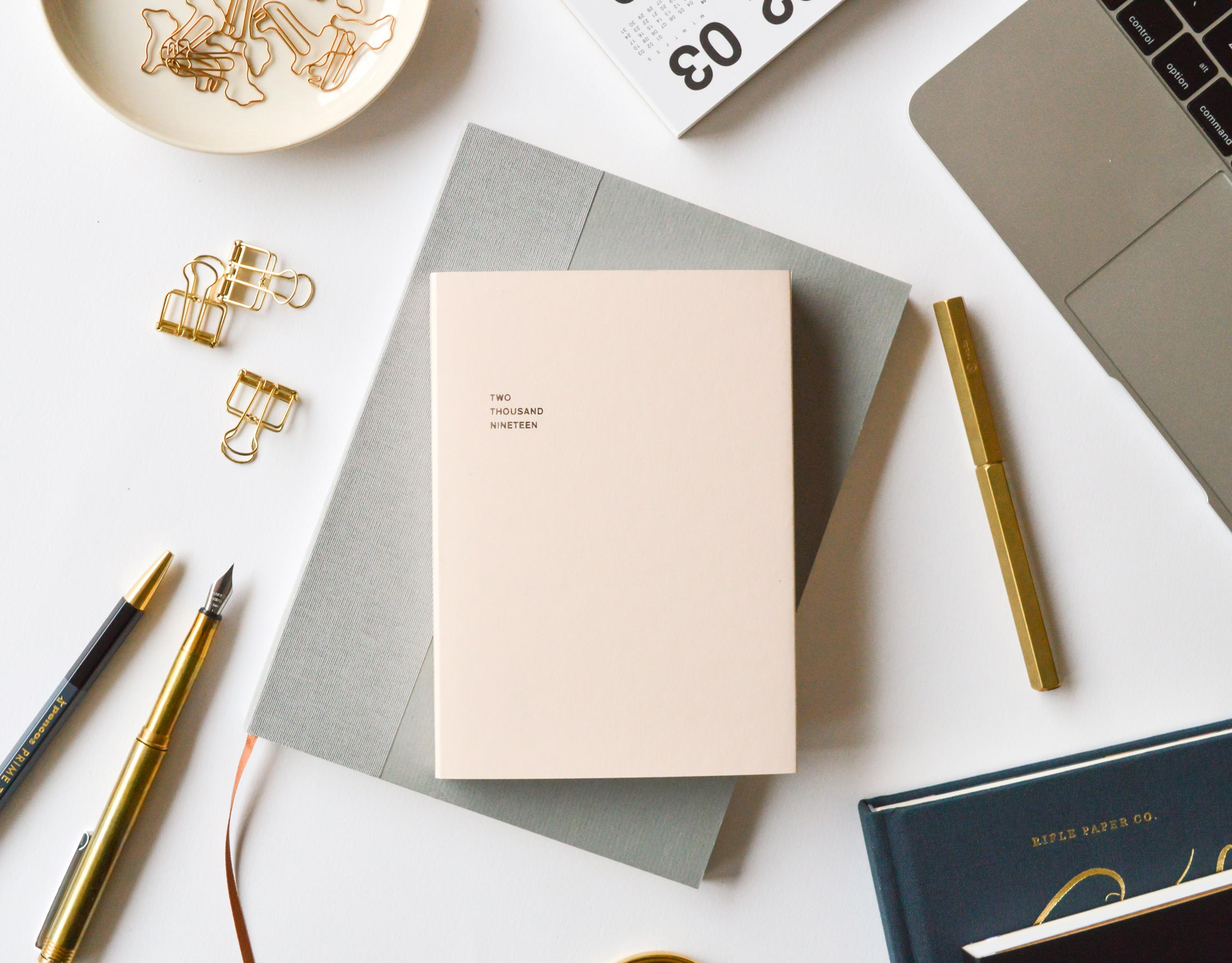 Get Organised | Calendars, Planners, Agendas & Diaries 2019 | Quill London