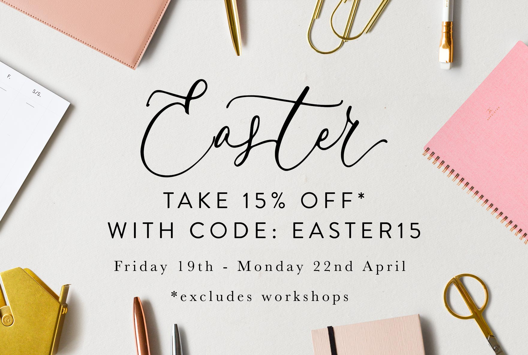 Quill London | Luxury Stationery & Modern Calligraphy Supplies | Gifts For Stationery Lovers | EASTER TREAT 15% OFF