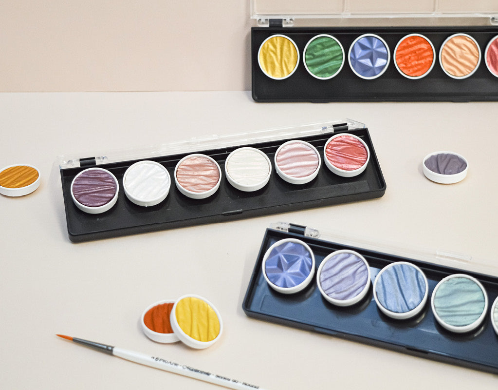 Finetec Pick-and-Mix | Calligraphy Ink | Stationery and Calligraphy | Quill London