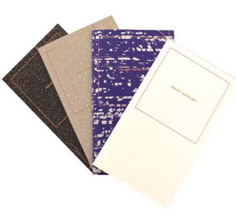 Projekt Notes Quill London Paper Anniversary Gifts