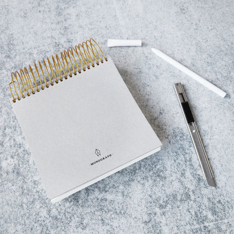 Spiral Bound Monograph Stationery Quill London