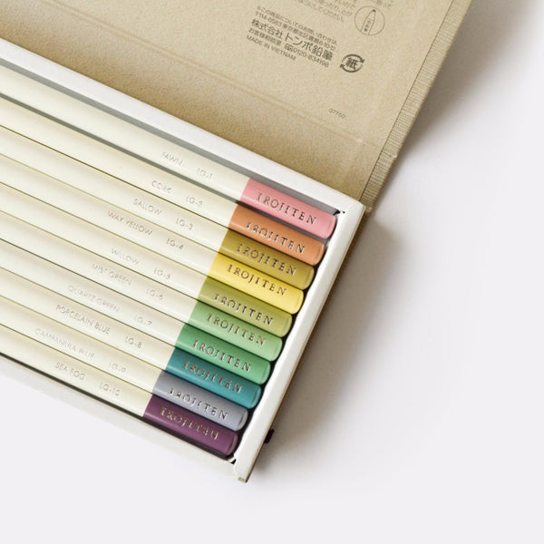Stationery Week New Stationery At Quill London Including Tombow Irojiten Colour Pencil Sets