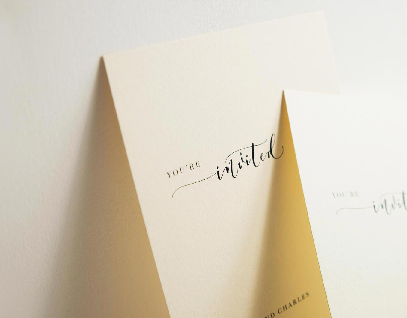 Express Wedding Stationery | Wedding Collection | London & UK | Quill London