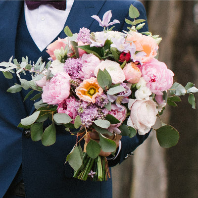 Wedding Inspiration: Bouquet by Willow Gold