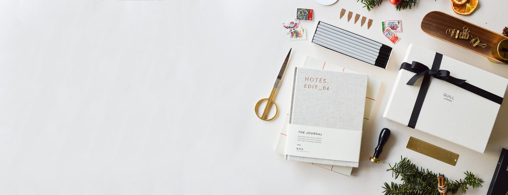 Quill London | Christmas Gifting | Gifts For Stationery Lovers
