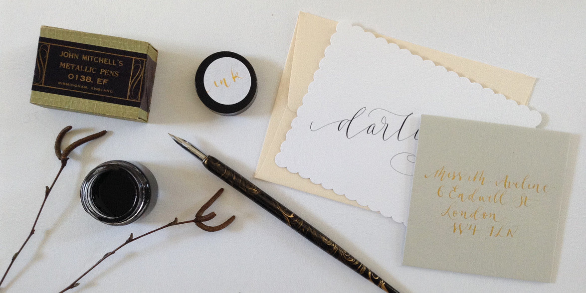 Stylish stationery at Quill London