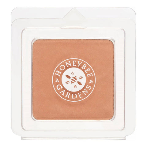 Honeybee Gardens Natural Cosmetics & Body Care - Pressed Mineral Powder Foundation, Montego
