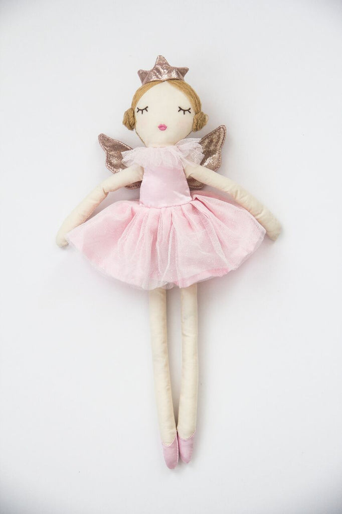 Miss Rose Sister Violet - TOYS - Small Doll - Pink