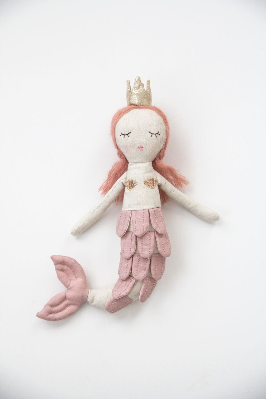 Miss Rose Sister Violet - TOYS - Mermaid