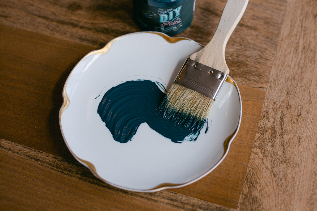 Bohemian Blue | Clay + Chalk Paint | DIY Paint Co