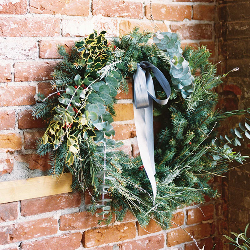 Wreath Workshop December 7th or 8th 2018