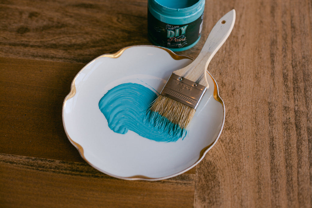 Seaglass | Clay + Chalk Paint | DIY Paint Co