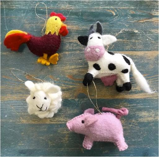 The Winding Road - Ornaments - Farm Animal
