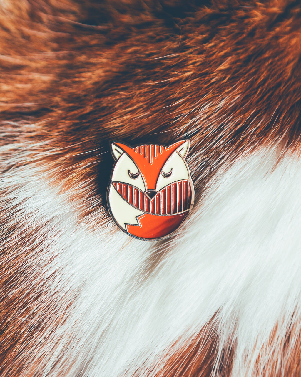 Lost Lust Supply - Fox Pin