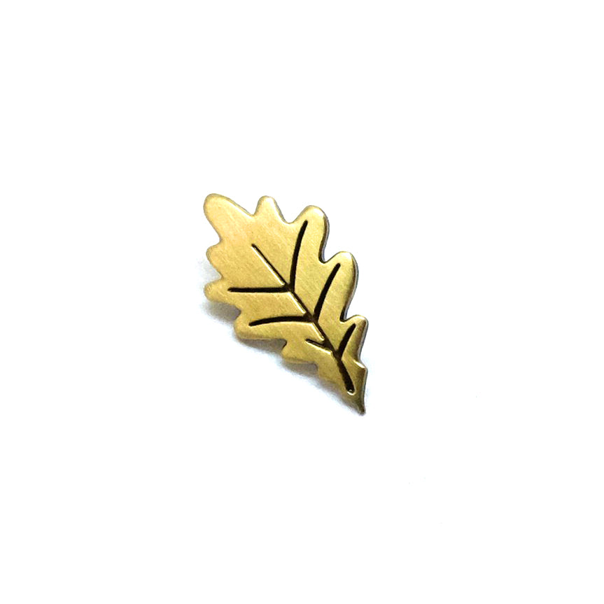 Lost Lust Supply - Autumn Leaf Pin