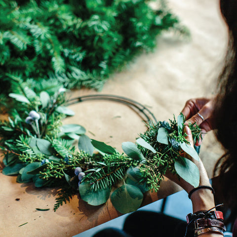 Wreath Workshop November 30, 2019
