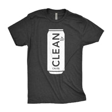 "Load image into Gallery viewer, CLEAN Cause ""Can"" Tee"